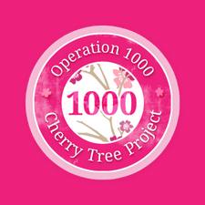 Operation 1000 Cherry Trees