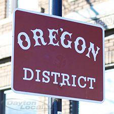 Oregon District