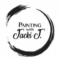 Painting with Jacki J