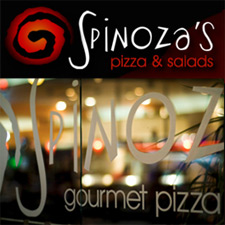 Spinoza's Pizza & Salads