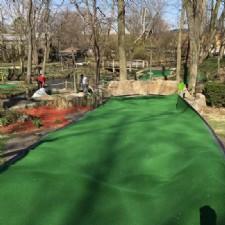The Trails Miniature Golf