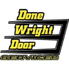 Done Wright Door Services
