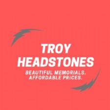 Troy Headstones