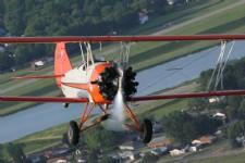 Goodfolk & O'Tymes Biplane Rides