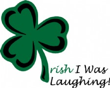 Irish I Was Laughing Comedy