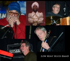 Low Rent Blues Band