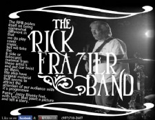 The Rick Frazier Band  (RFB)