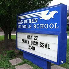 Van Buren Middle School