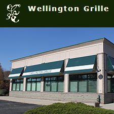 Wellington Grille Restaurant Week Menu
