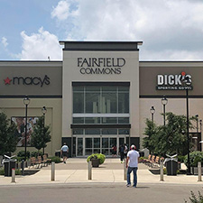 The Mall at Fairfield Commons and the Dayton Mall to reopen next week