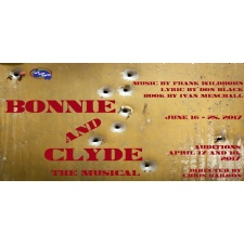 Bonnie & Clyde: The Musical at BCT
