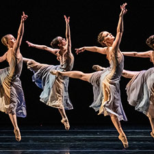 Dayton Ballet - Light and Dark