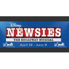 Disney's Newsies at La Comedia