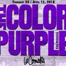 The Color Purple at LaComedia