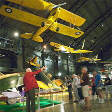 Get a Glimpse Behind the Scenes - National Air Force Museum