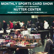 Nutter Center Monthly Sports Card Show