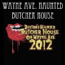 Wayne Ave. Haunted Butcher House