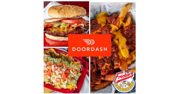 Frickers - carryout & doordash