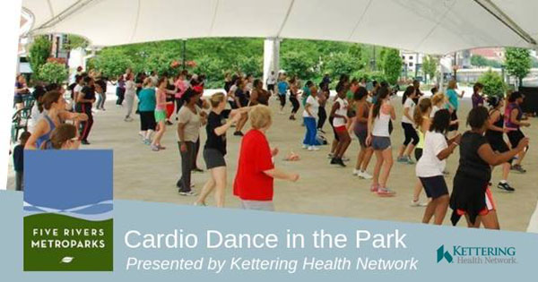Free Cardio Dance in the Park at Riverscape
