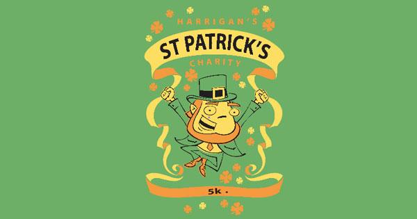 Harrigan's St. Patrick's Day 5K Charity Run