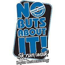No Buts About It 5K Run/Walk for Colorectal Cancer
