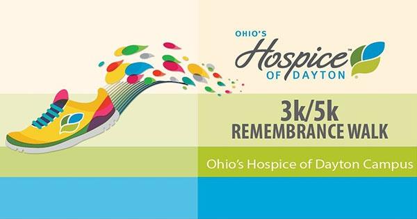 Ohio's Hospice of Dayton 3k/5k Remembrance Walk
