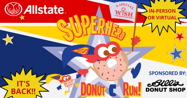 2021 Superhero Donut Run 5K/10K