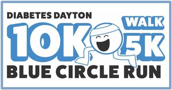 The Blue Circle Run 5k/10k/Walk