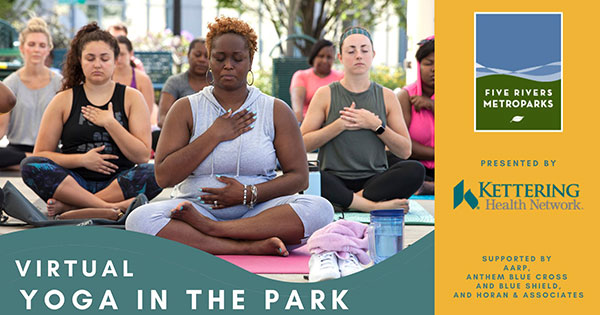 Virtual Yoga in the Park