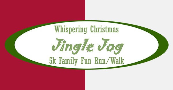 Whispering Christmas Jingle Jog