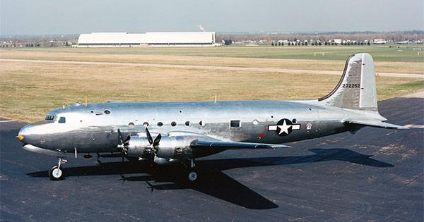 Douglas VC-54C Sacred Cow
