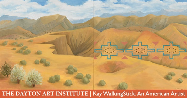 Kay WalkingStick: An American Artist