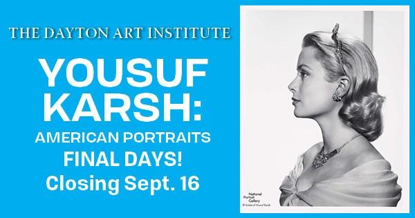 Yousuf Karsh: American Portraits