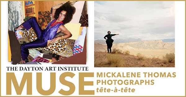 Muse: Mickalene Thomas Photographs and tête-à-tête