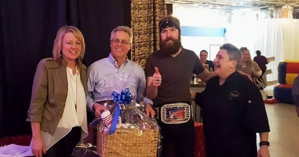 2018 Winners: Buckeye Vodka Battle of the Bartenders