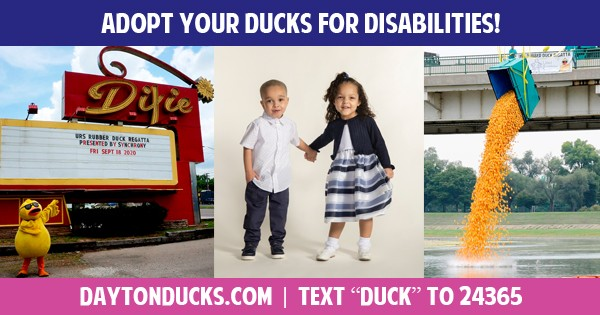 ADOPT DUCKS:  MAKE A DIFFERENCE!
