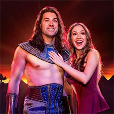 American Idol Finalists star in Joseph and the Amazing Technicolor Dreamcoat