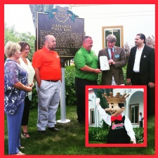 Cassano's Pizza King Receives Ohio Historical Marker