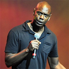 Dave Chappelle drops out of Dayton comedy show