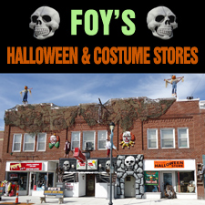 Foy's Halloween & Variety Store