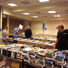 Friends of Washington-Centerville Library Booksale