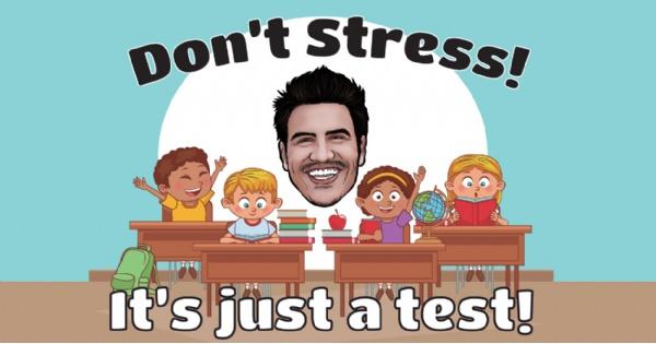 Image result for test taking stress