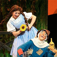 The Wizard of Oz at The Schuster this week