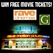 Win A Movie Experience To Rave About!
