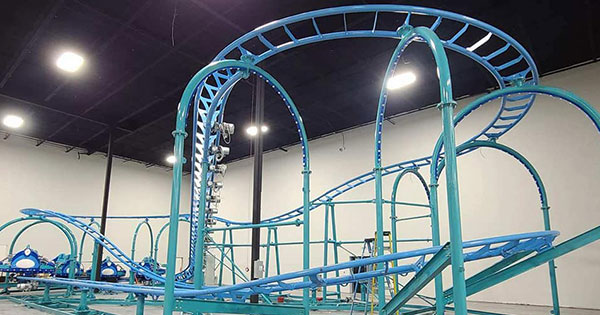 Scene75 Dayton is getting a roller coaster!
