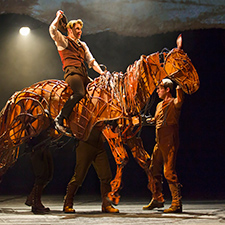 Behind the Scenes: War Horse