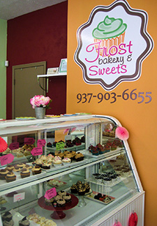 Frost Bakery & Sweets Grand Re-opening!