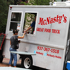 McNasty's Food Truck Serves Up Variety