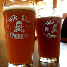 Welcome Toxic Brew Company!