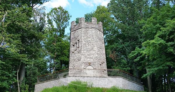 The story behind Frankenstein's Castle at Hills & Dales